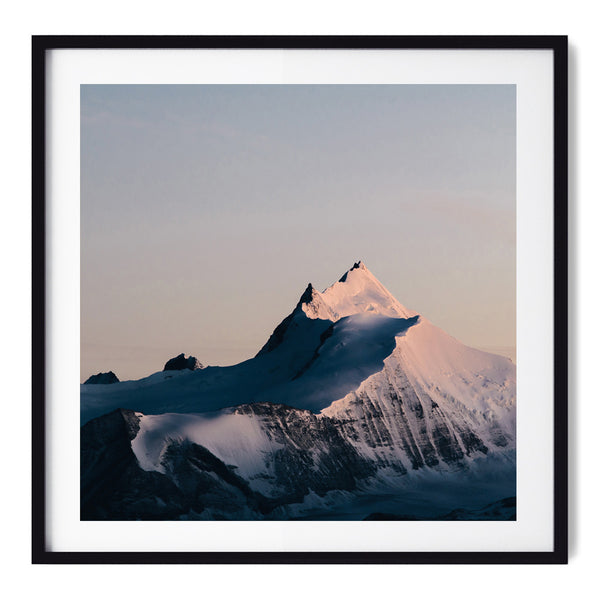 Swiss Dawn II - Art Prints by Post Collective - 1