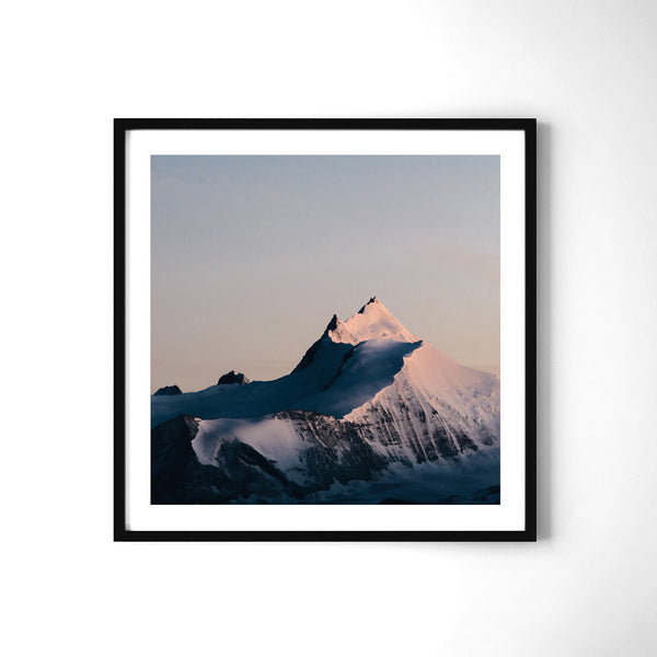 Swiss Dawn II - Art Prints by Post Collective - 2