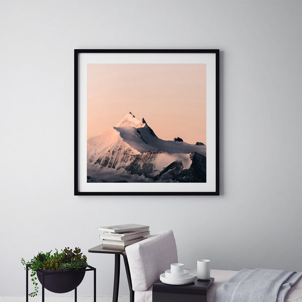 Swiss Dawn - Art Prints by Post Collective - 5