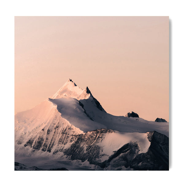 Swiss Dawn - Art Prints by Post Collective - 1