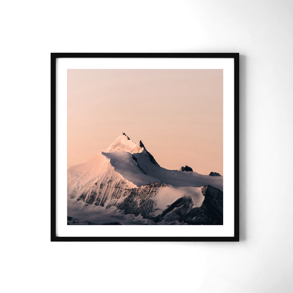 Swiss Dawn - Art Prints by Post Collective - 2