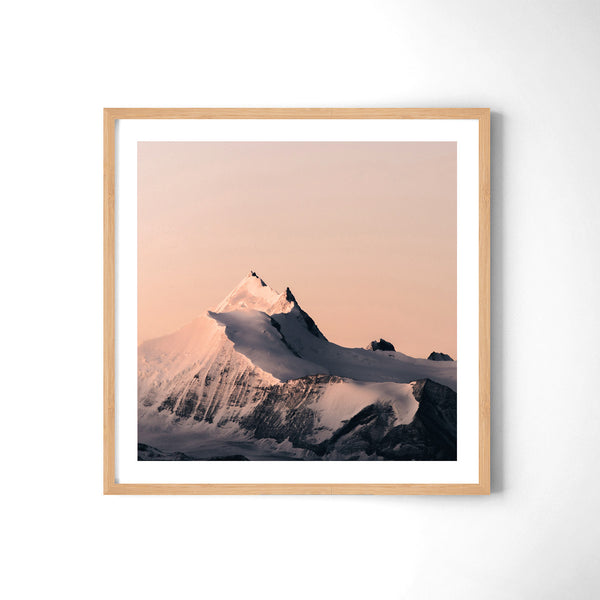 Swiss Dawn - Art Prints by Post Collective - 3