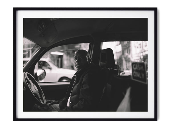 Taxi - Art Prints by Post Collective - 1