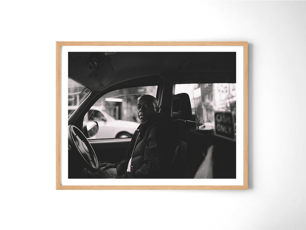 Taxi - Art Prints by Post Collective - 3