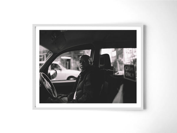 Taxi - Art Prints by Post Collective - 4