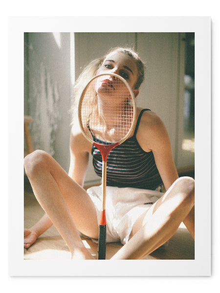Tennis - Art Prints by Post Collective - 1