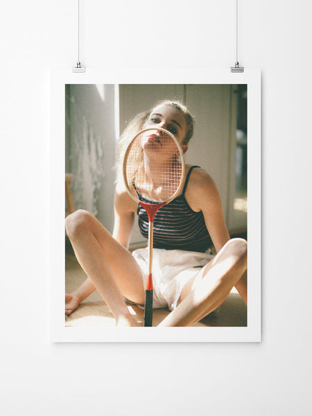 Tennis - Art Prints by Post Collective - 2