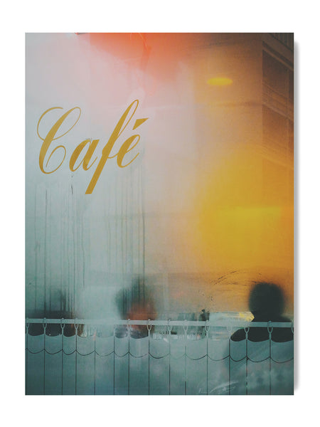 The Ballad Of The Sad Cafe - Art Prints by Post Collective - 1