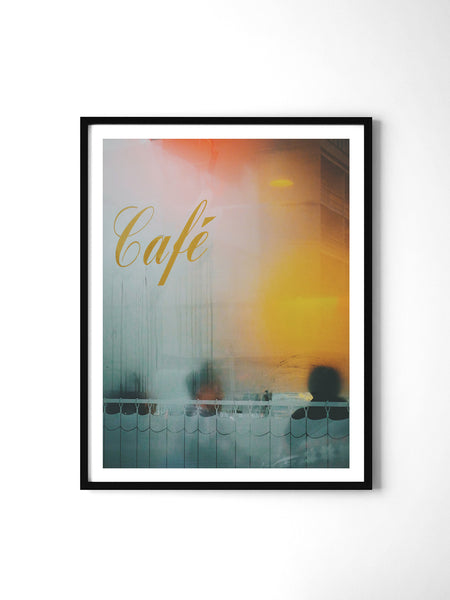 The Ballad Of The Sad Cafe - Art Prints by Post Collective - 2