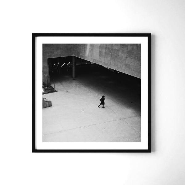 The Basement Of History - Art Prints by Post Collective - 2