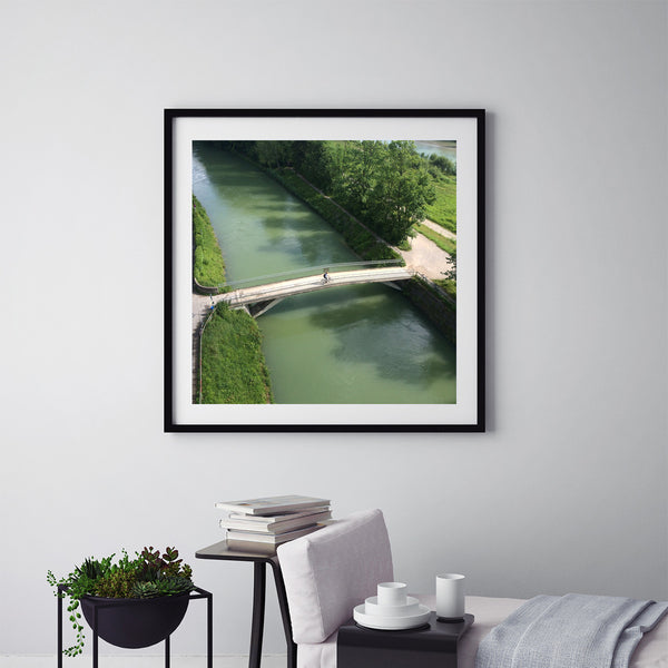 The Bridge - Art Prints by Post Collective - 5