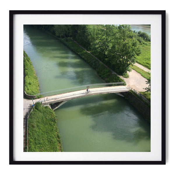The Bridge - Art Prints by Post Collective - 1