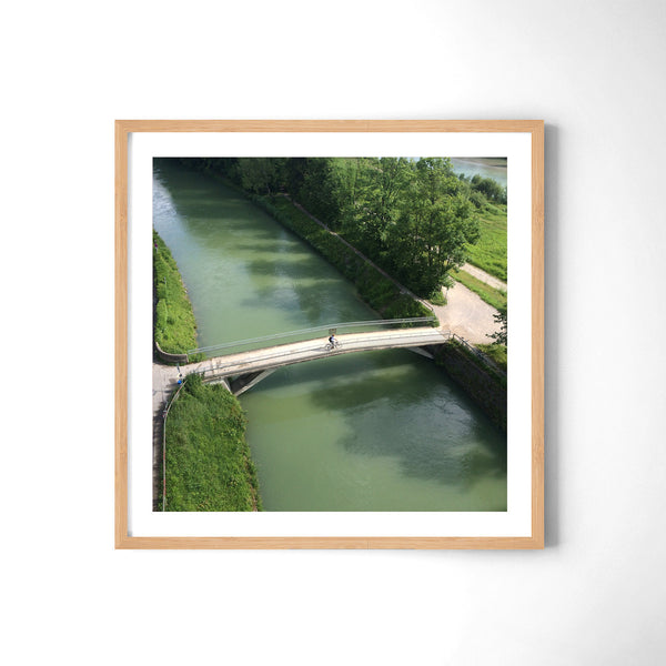 The Bridge - Art Prints by Post Collective - 3