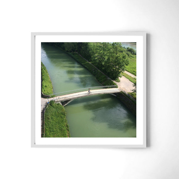 The Bridge - Art Prints by Post Collective - 4