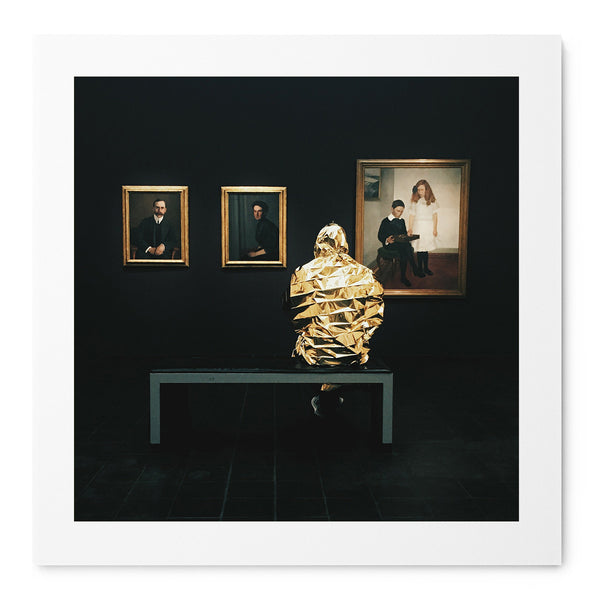 The Golden Go - Art Prints by Post Collective - 1