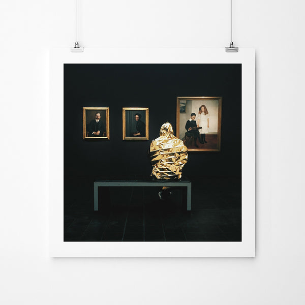 The Golden Go - Art Prints by Post Collective - 2