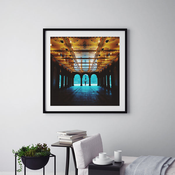 Central - Art Prints by Post Collective - 5