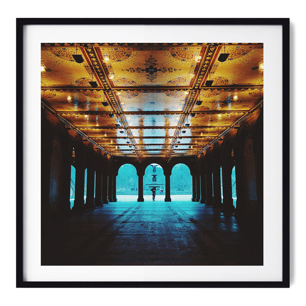 The Heart of Central Park - Art Prints by Post Collective - 1