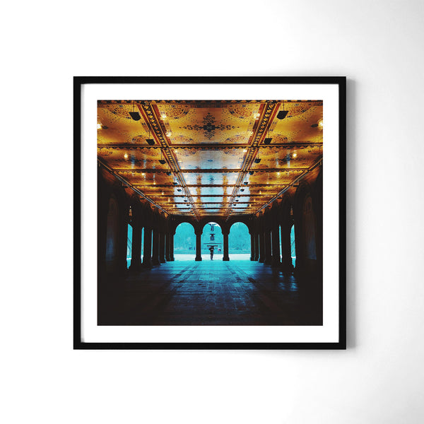 Central - Art Prints by Post Collective - 2