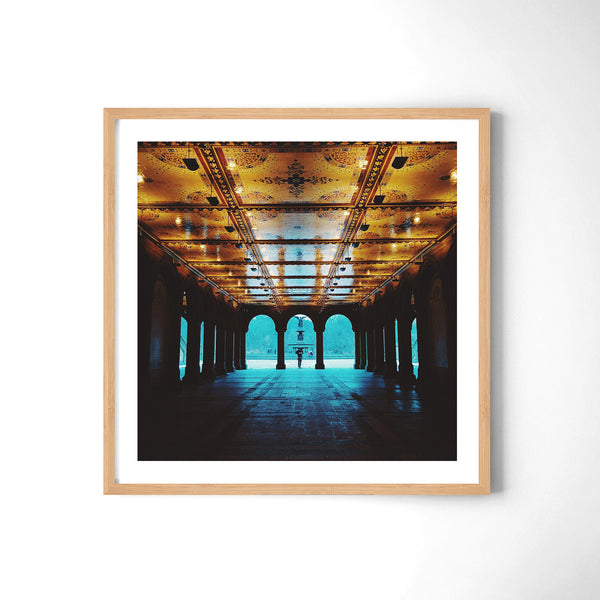 Central - Art Prints by Post Collective - 3