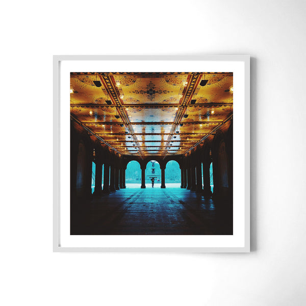 Central - Art Prints by Post Collective - 4