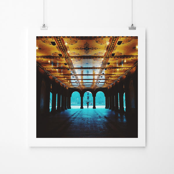The Heart of Central Park - Art Prints by Post Collective - 2