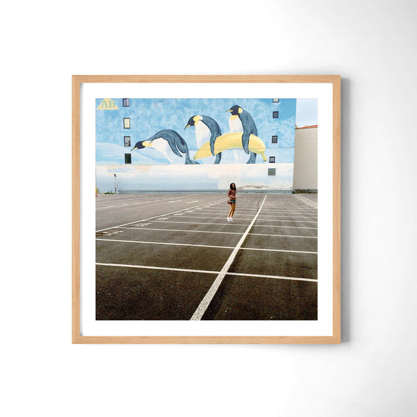 The Leap - Art Prints by Post Collective - 3