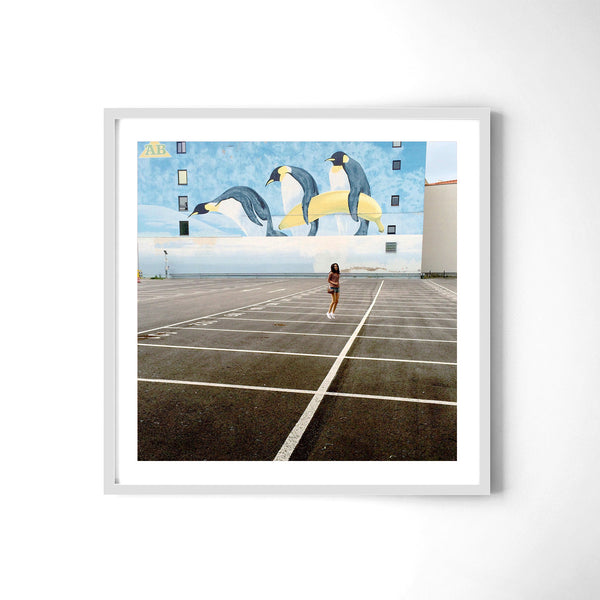 The Leap - Art Prints by Post Collective - 4