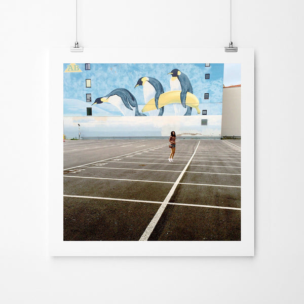 The Leap - Art Prints by Post Collective - 2