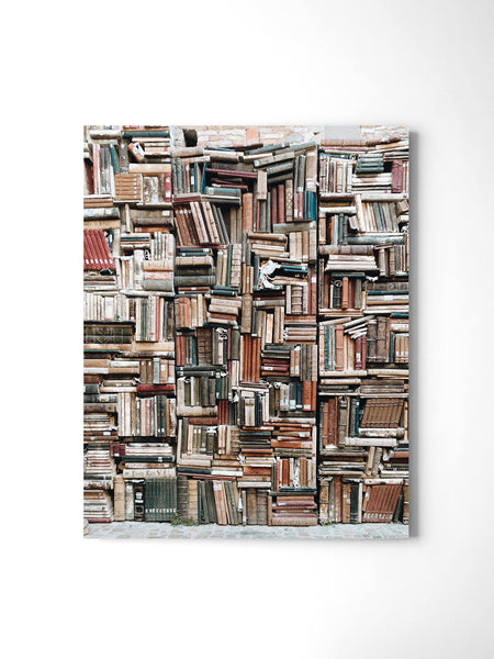 The Library II - Art Prints by Post Collective - 2