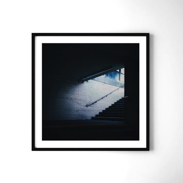 There Is A Light That Never Goes Out - Art Prints by Post Collective - 2