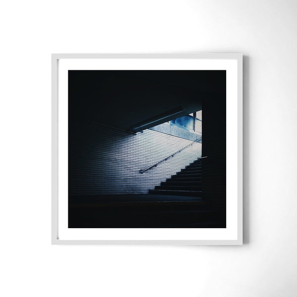 There Is A Light That Never Goes Out - Art Prints by Post Collective - 4