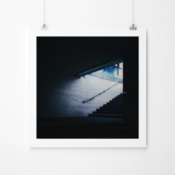 The Light Above - Art Prints by Post Collective - 2