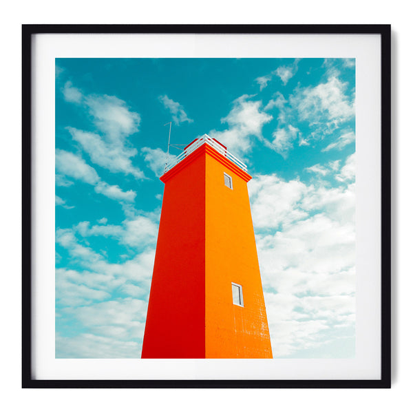 The Lighthouse - Art Prints by Post Collective - 1