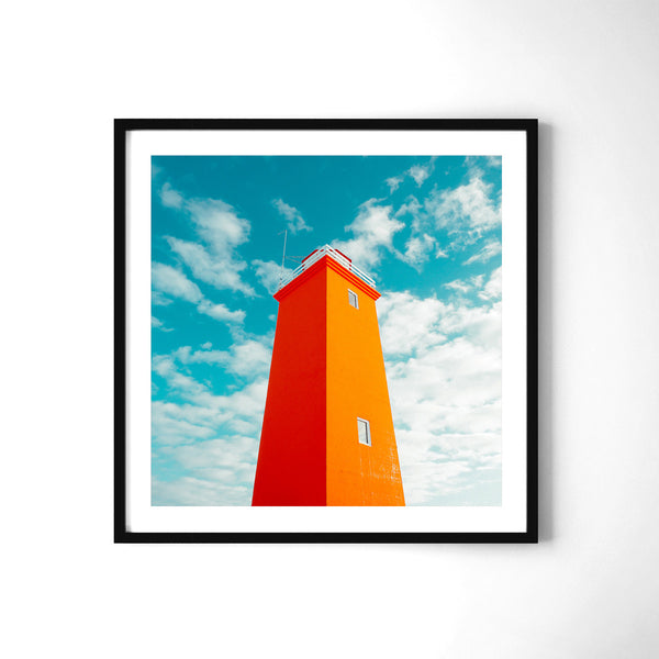 The Lighthouse - Art Prints by Post Collective - 2