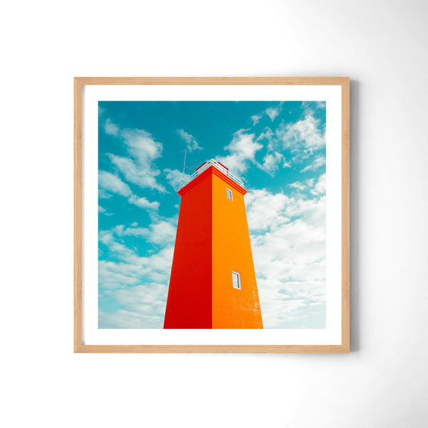The Lighthouse - Art Prints by Post Collective - 3