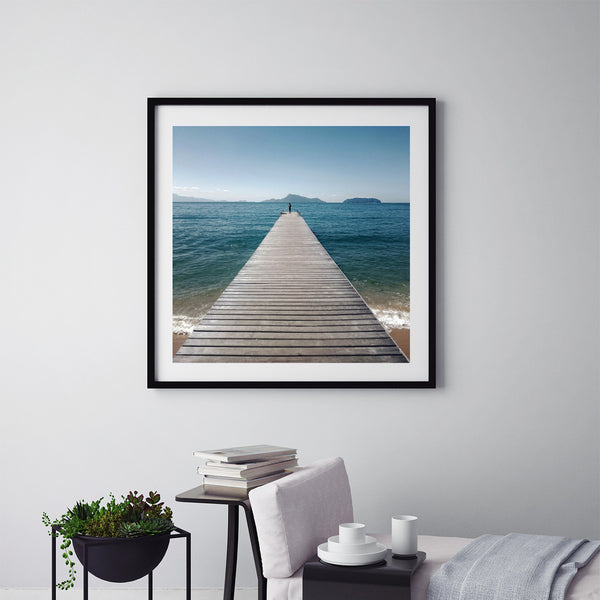 The Lucky Jetty - Art Prints by Post Collective - 5