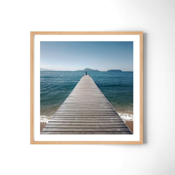 The Lucky Jetty - Art Prints by Post Collective - 3
