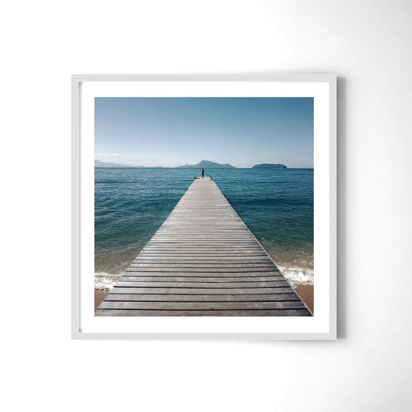 The Lucky Jetty - Art Prints by Post Collective - 4