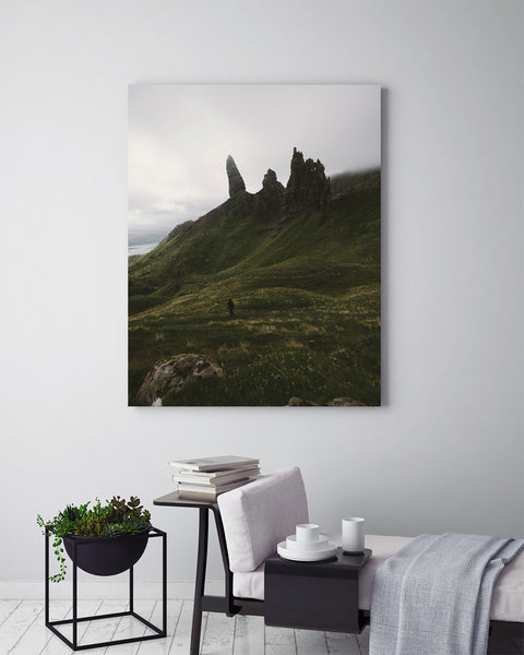 The Old Man Of Storr II - Art Prints by Post Collective - 3