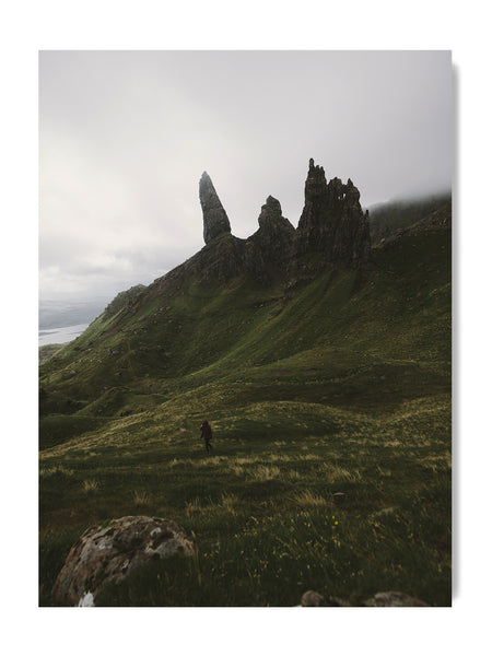 The Old Man Of Storr II - Art Prints by Post Collective - 1