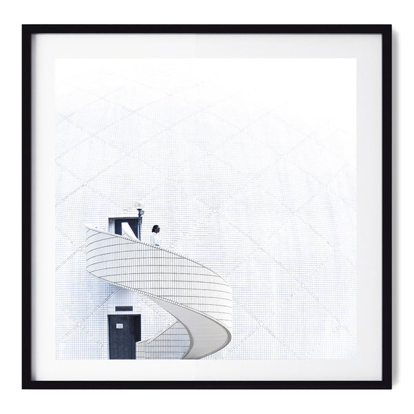 The Space - Art Prints by Post Collective - 1