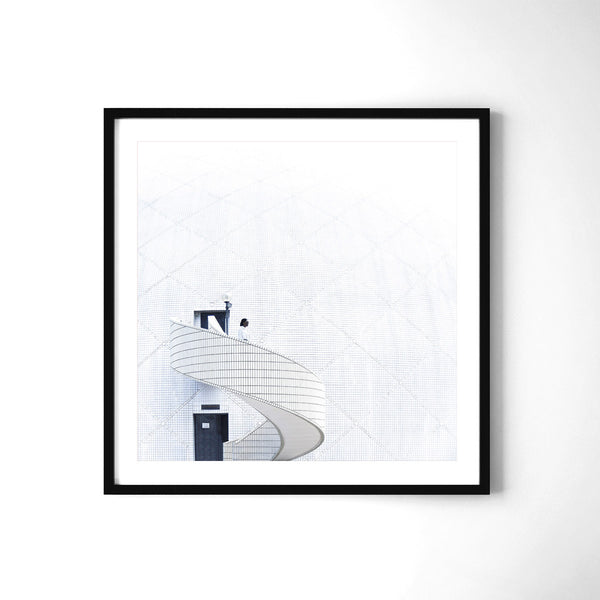 The Space - Art Prints by Post Collective - 2