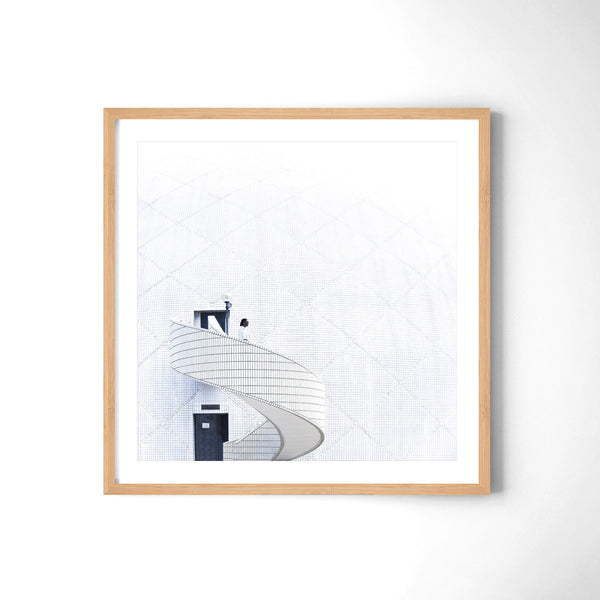 The Space - Art Prints by Post Collective - 3