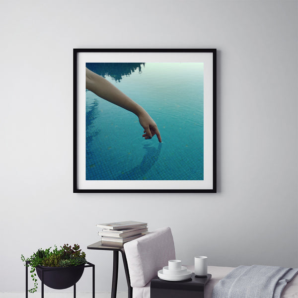 The Touch - Art Prints by Post Collective - 5