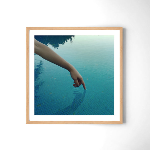 The Touch - Art Prints by Post Collective - 3