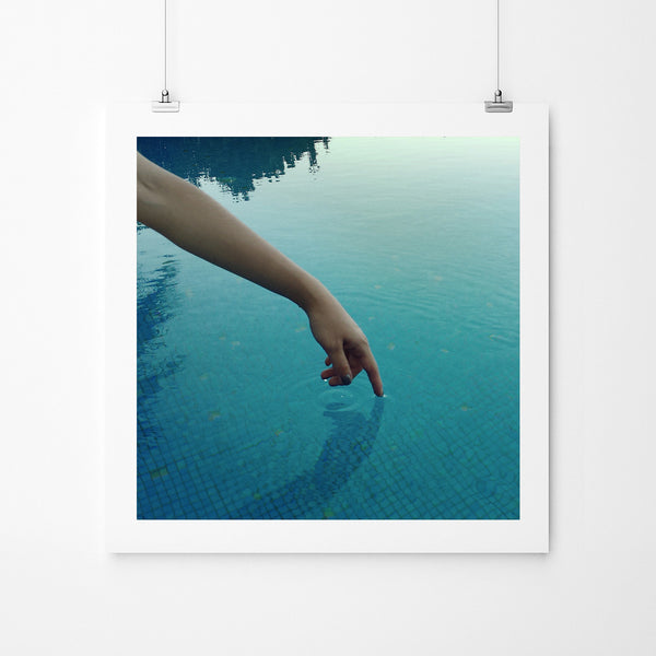 The Touch - Art Prints by Post Collective - 2