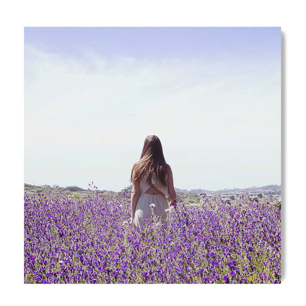 The Violet Field - Art Prints by Post Collective - 1