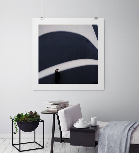 The Whale - Art Prints by Post Collective - 3