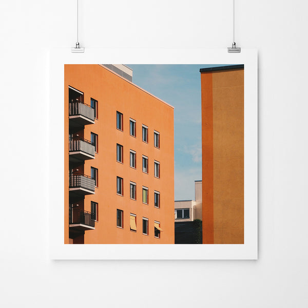 The Yawning Window - Art Prints by Post Collective - 2